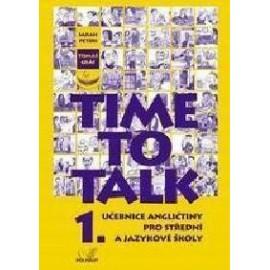 Time to Talk 1 Kniha pro studenty