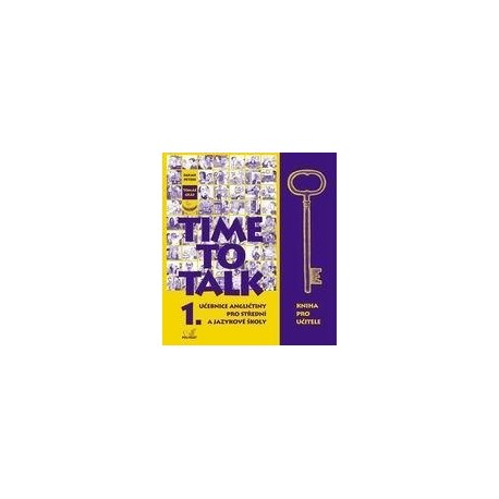 Time to Talk 1 Kniha pro učitele Polyglot 9788086195124