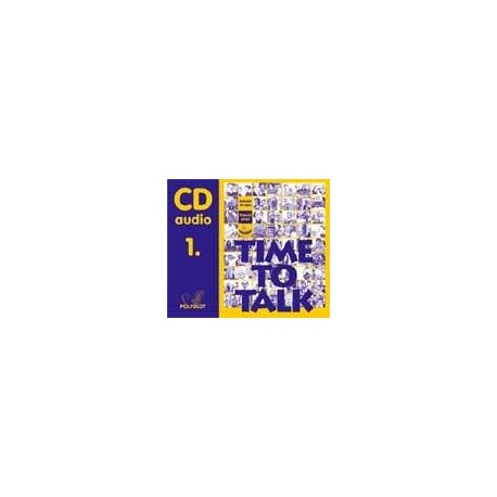 Time to Talk 1 Audio CD Polyglot 8594026890117