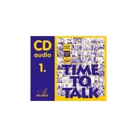 Time to Talk 1 Audio CD