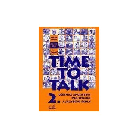 Time to Talk 2 Kniha pro studenty Polyglot 9788086195216