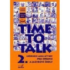Time to Talk 2 Kniha pro studenty