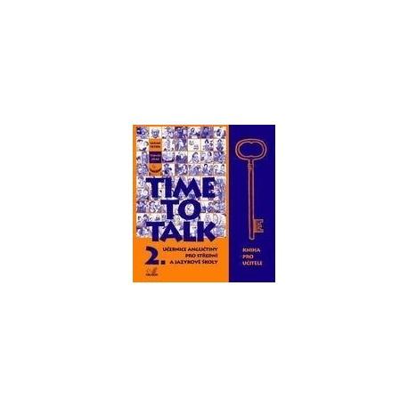 Time to Talk 2 Kniha pro učitele Polyglot 9788086195223
