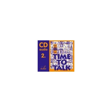 Time to Talk 2 Audio CD Polyglot 8594026890186