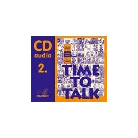 Time to Talk 2 Audio CD