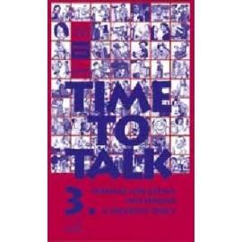 Time to Talk 3 Kniha pro studenty
