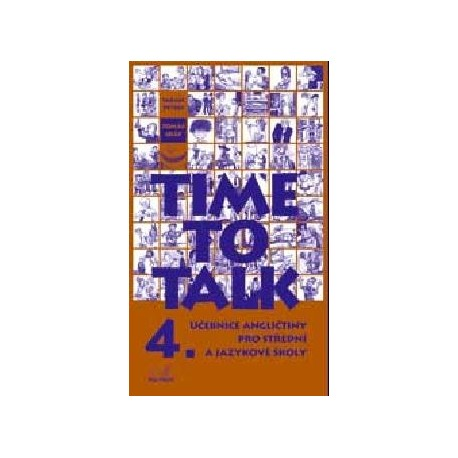 Time to Talk 4 Kniha pro studenty Polyglot 9788086195346