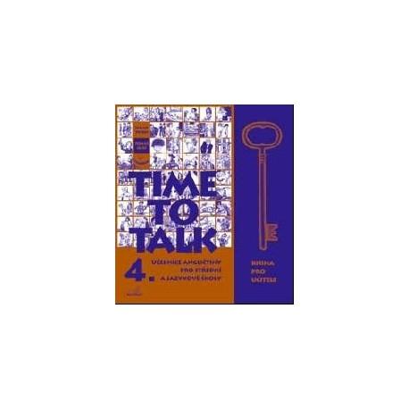 Time to Talk 4 Kniha pro učitele Polyglot 9788086195353