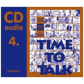 Time to Talk 4 Audio CD