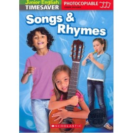 Junior English Timesaver: Songs and Rhymes + CD