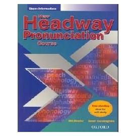 New Headway Pronunciation Course Upper-Intermediate Student's Book