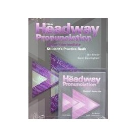 New Headway Pronunciation Course Upper-Intermediate Student's Book + Audio CD Pack