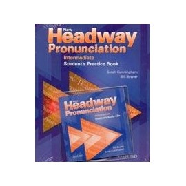 New Headway Pronunciation Course Intermediate Student's Book + Audio CD Pack