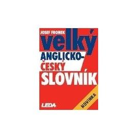 LEDA: Velký Anglicko-český slovník