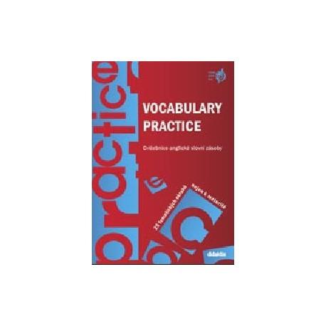 Vocabulary Practice - Cvičebnice anglické slovní zásoby Didaktis 9788073580544
