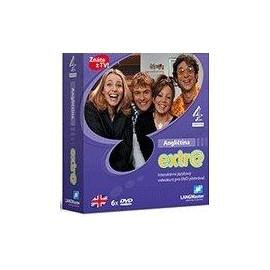 Angličtina Extr@ - interaktivní jazykový videokurz pro DVD přehrávač
