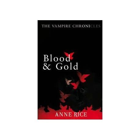 Blood and Gold Random House UK 9780099548157