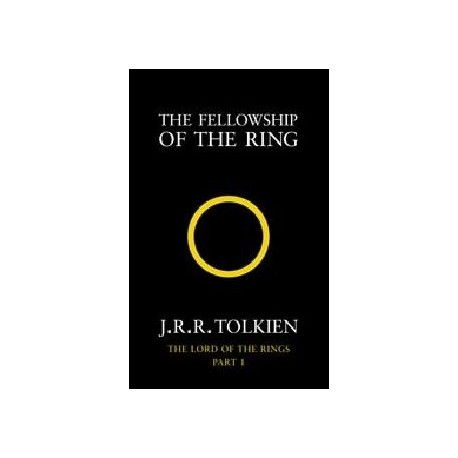 The Fellowship of the Ring Harper Collins UK 9780261102354