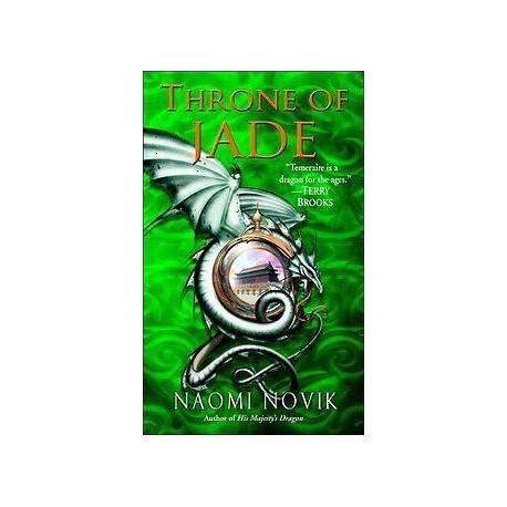 Throne of Jade Random House UK 9780345481290