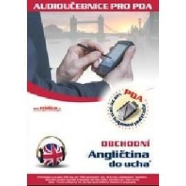 Obchodní angličtina do ucha pro PDA