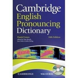 Cambridge English Pronouncing Dictionary + CD-ROM