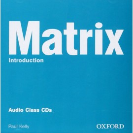 Matrix Introduction Class CDs