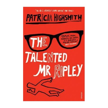 The Talented Mr. Ripley Vintage 9780099282877