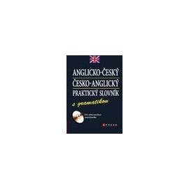 Anglicko-český, Česko-anglický praktický slovník s gramatikou + CD