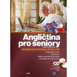 Angličtina pro seniory: Jazykový kurz pro třetí věk + CD-ROM