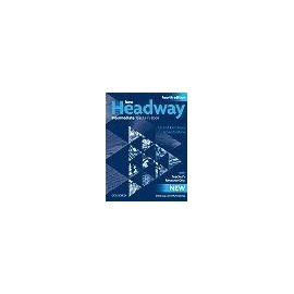 New Headway Intermediate Fourth Edition Teacher's Book + CD-ROM