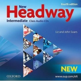 New Headway Intermediate Fourth Edition Class Audio CDs