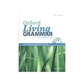 Oxford Living Grammar Pre-intermediate + CD-ROM