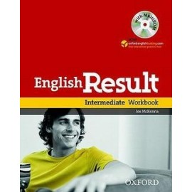 English Result Intermediate Workbook with Key + MultiROM