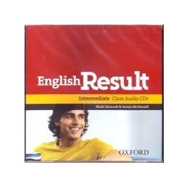 English Result Intermediate Class CDs