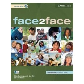 Face2face Advanced Student's Book + CD-ROM