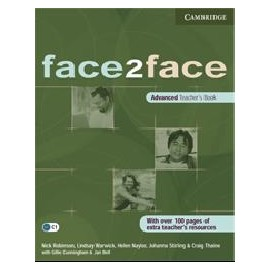 Face2face Advanced Teacher's Book