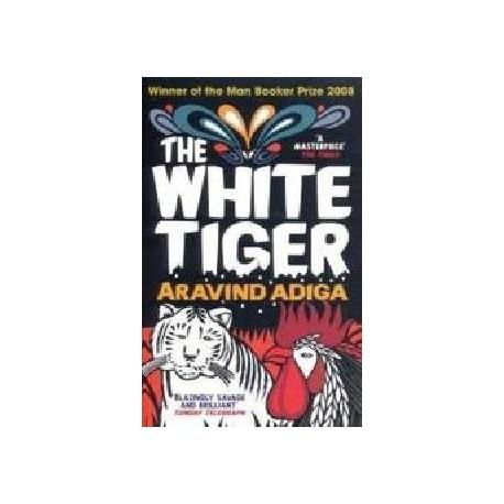 The White Tiger Atlantic Books 9781848870420