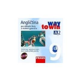 Angličtina Way to Win 9 CD - pro učitele