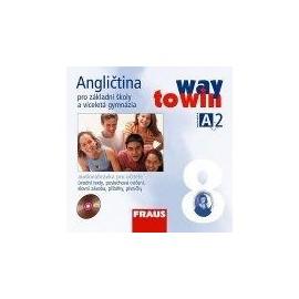 Angličtina Way to Win 8 CD - pro učitele