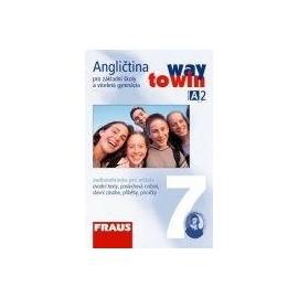 Angličtina Way to Win 7 CD - pro učitele