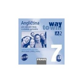 Angličtina Way to Win 7 CD - pro žáka