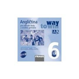 Angličtina Way to Win 6 CD - pro žáka