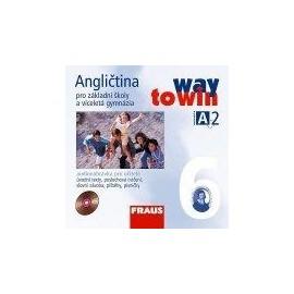 Angličtina Way to Win 6 CD - pro učitele