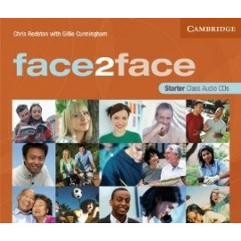 Face2face Starter Class Audio CD
