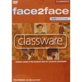 Face2face Starter Classware CD-ROM