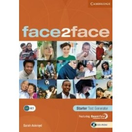 Face2face Starter Test Generator CD-ROM