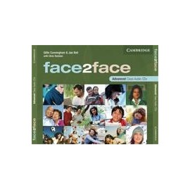 Face2Face Advanced Class Audio CD