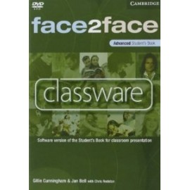 Face2face Advanced Classware CD-ROM