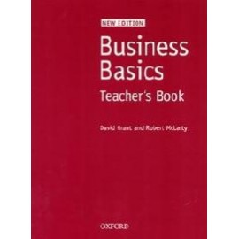 Business Basics New Edition Teacher's Book