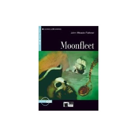 Moonfleet + CD Black Cat - CIDEB 9788853007827